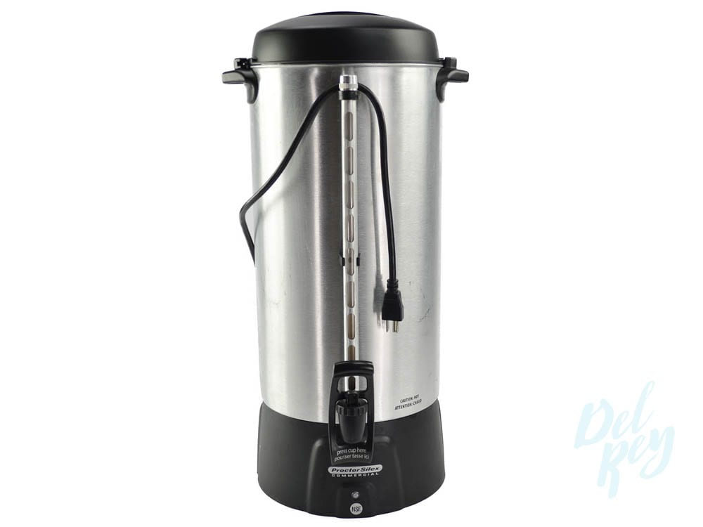 COFFEE MAKER 100 CUPS - Party Rentals Los Angeles